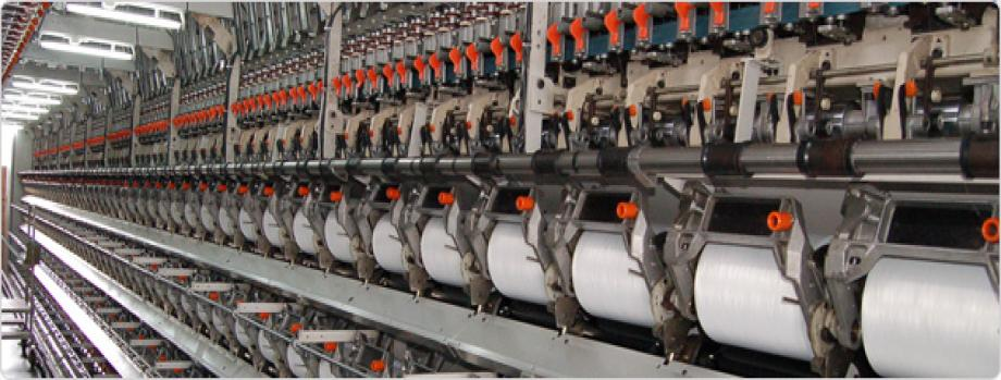 Products : Polyester Yarn